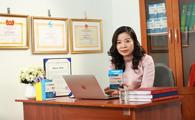 Chuyên gia Bá Thị Châm
