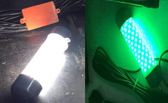 Đèn LED ngầm dụ cá BKST có nhiều ưu điểm nổi trội