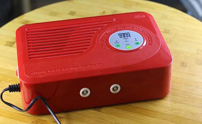 Cách sử dụng máy tạo Ozone và ion âm BKST khá đơn giản